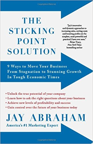 Sticking Point Solution Jay Abraham