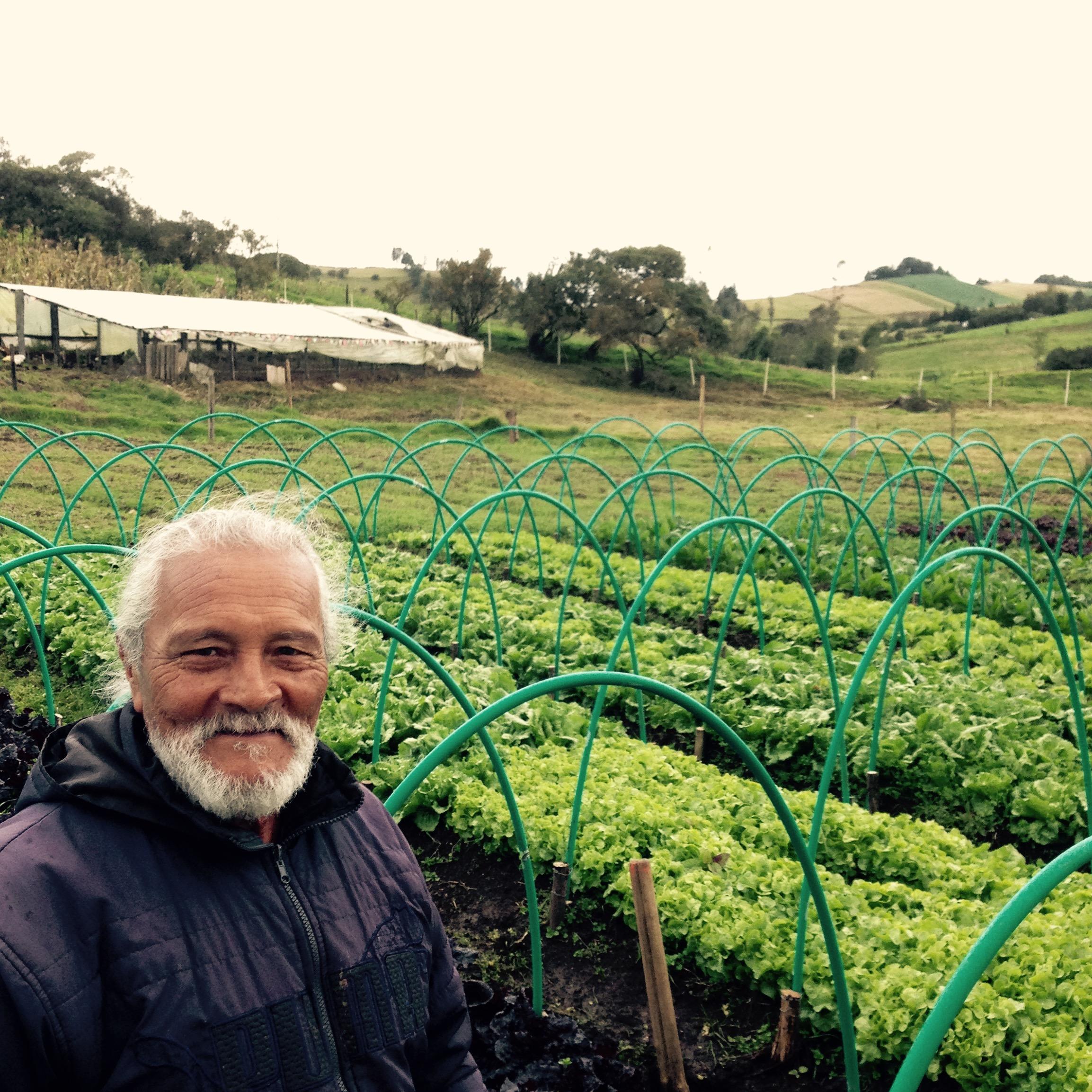 Agricultures pequeños y tradicionales