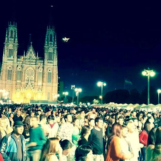 Ferias que juntas hasta 50.000 personas por semana