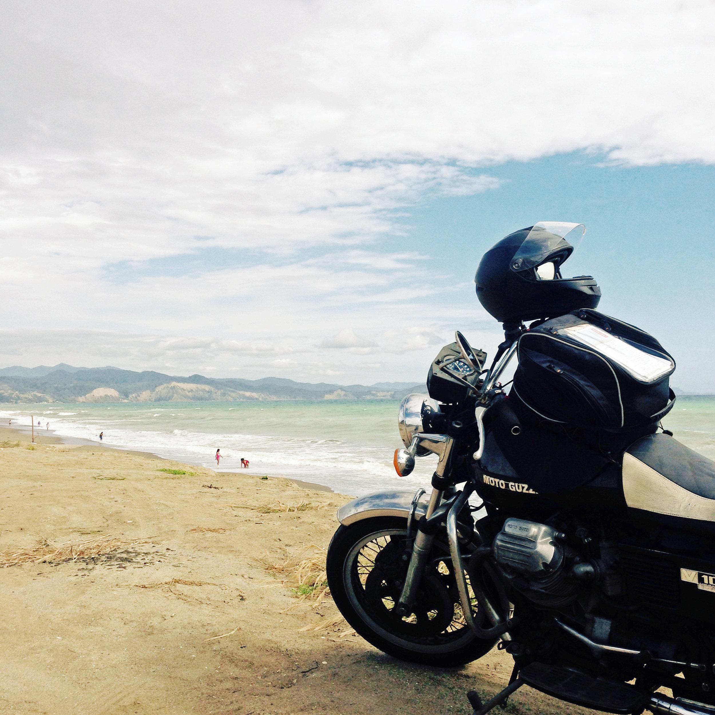 Moto Guzzi in Ecuador