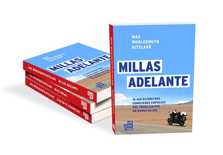 Viaje en moto de Chile a Nueva York visitando empresas sociales