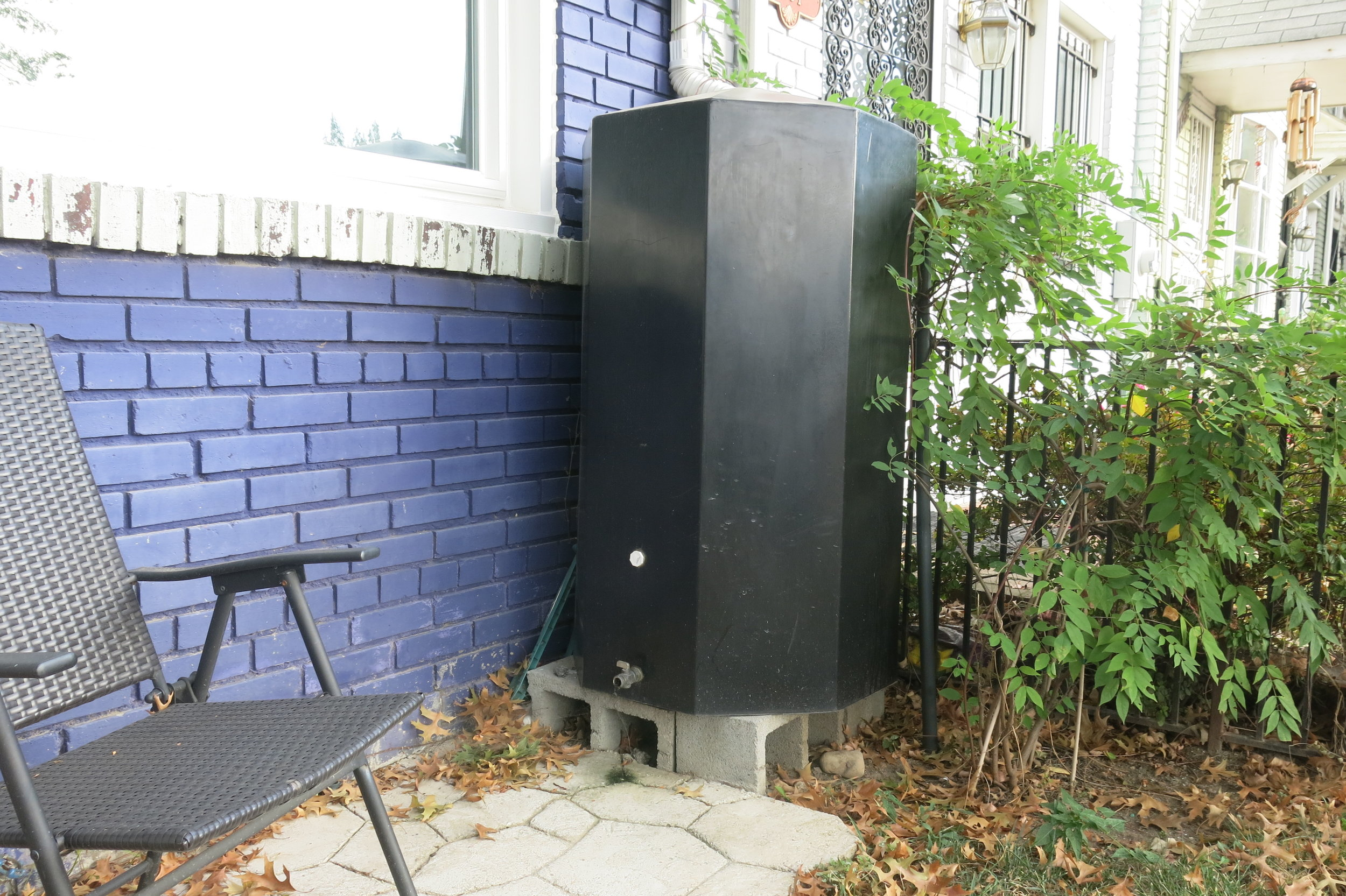 Get a Rain Barrel - Sign up for a free stormwater audit