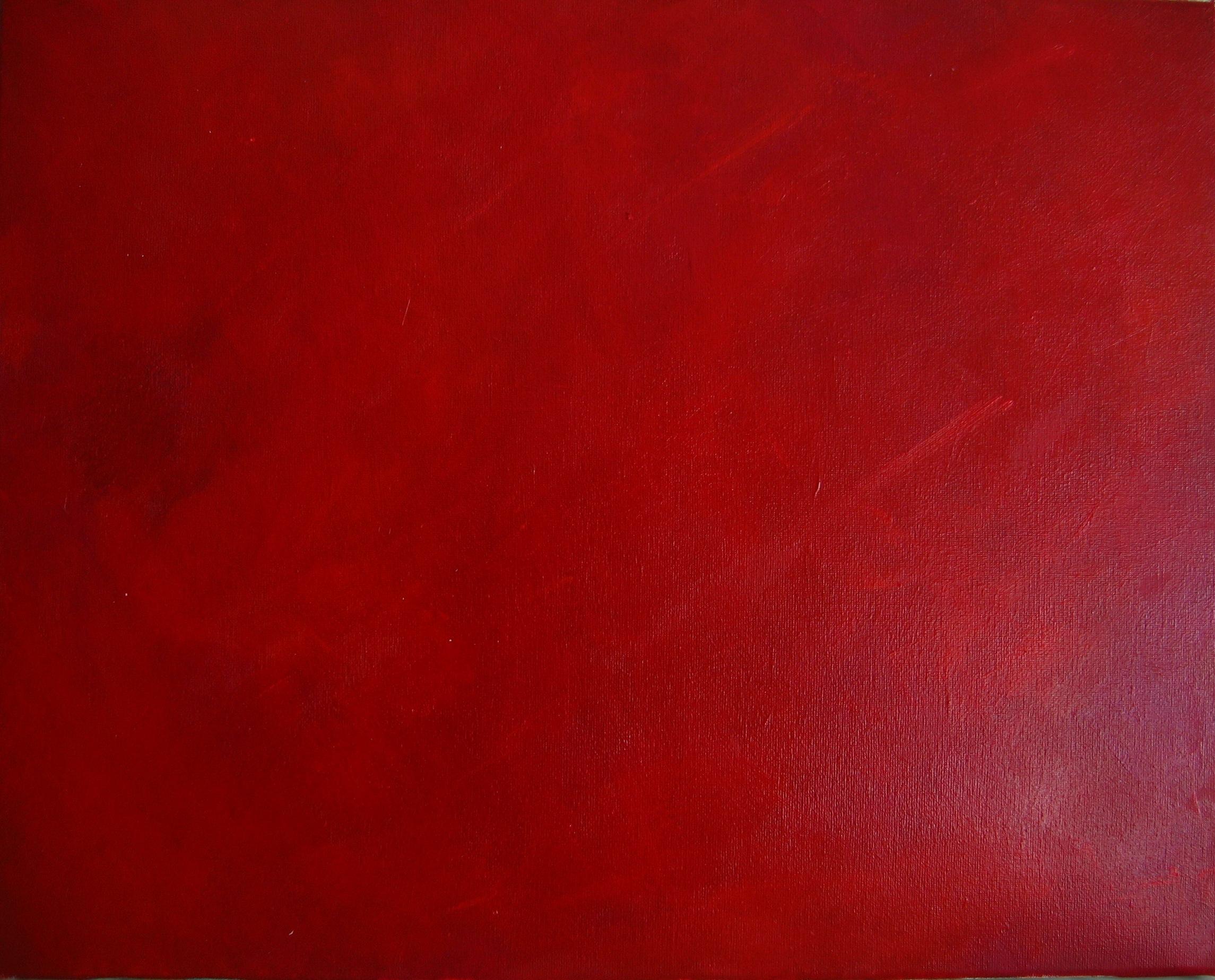 Take A Blood Bath With Me 3  2008 Acrylics on canvas 50 x 40.5cm