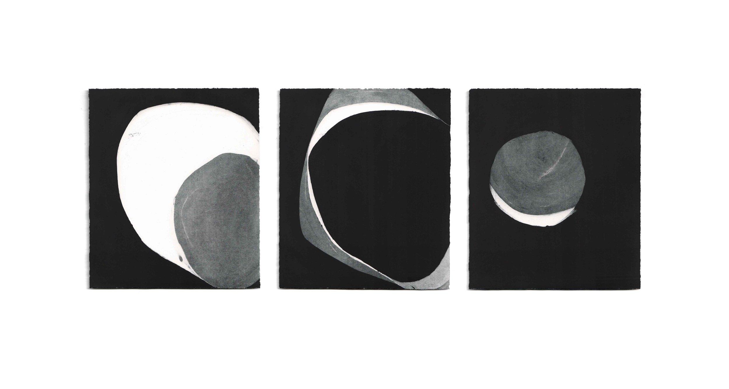 Into The Quiet_monoprint triptych.jpg