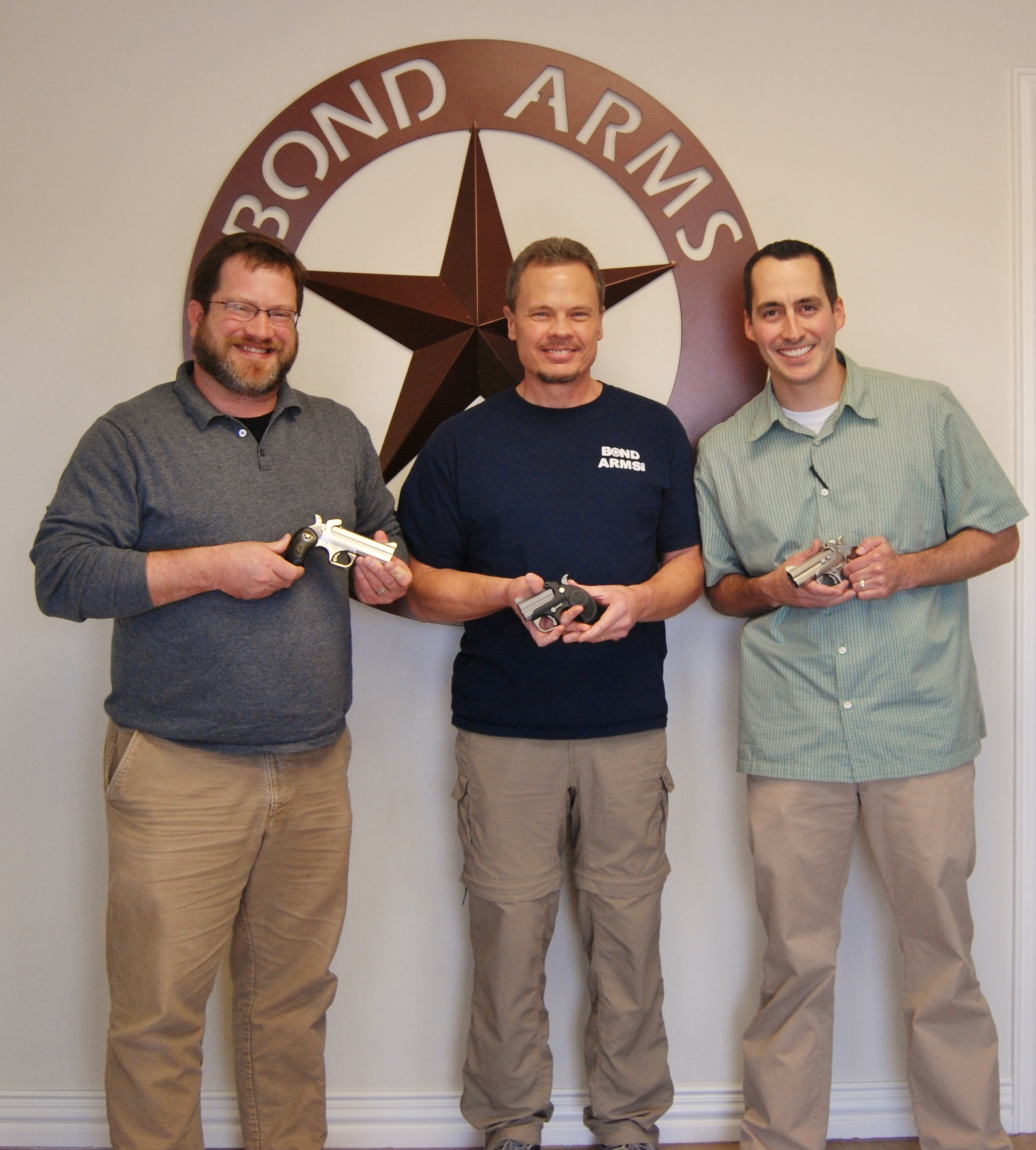 Bond Arms Factory Tour and Interview