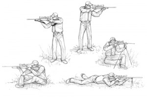 shooting positions