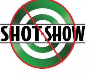 No show Shot show logo