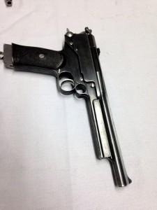 Gabbett-Fairfax 1901 Mars Pistol