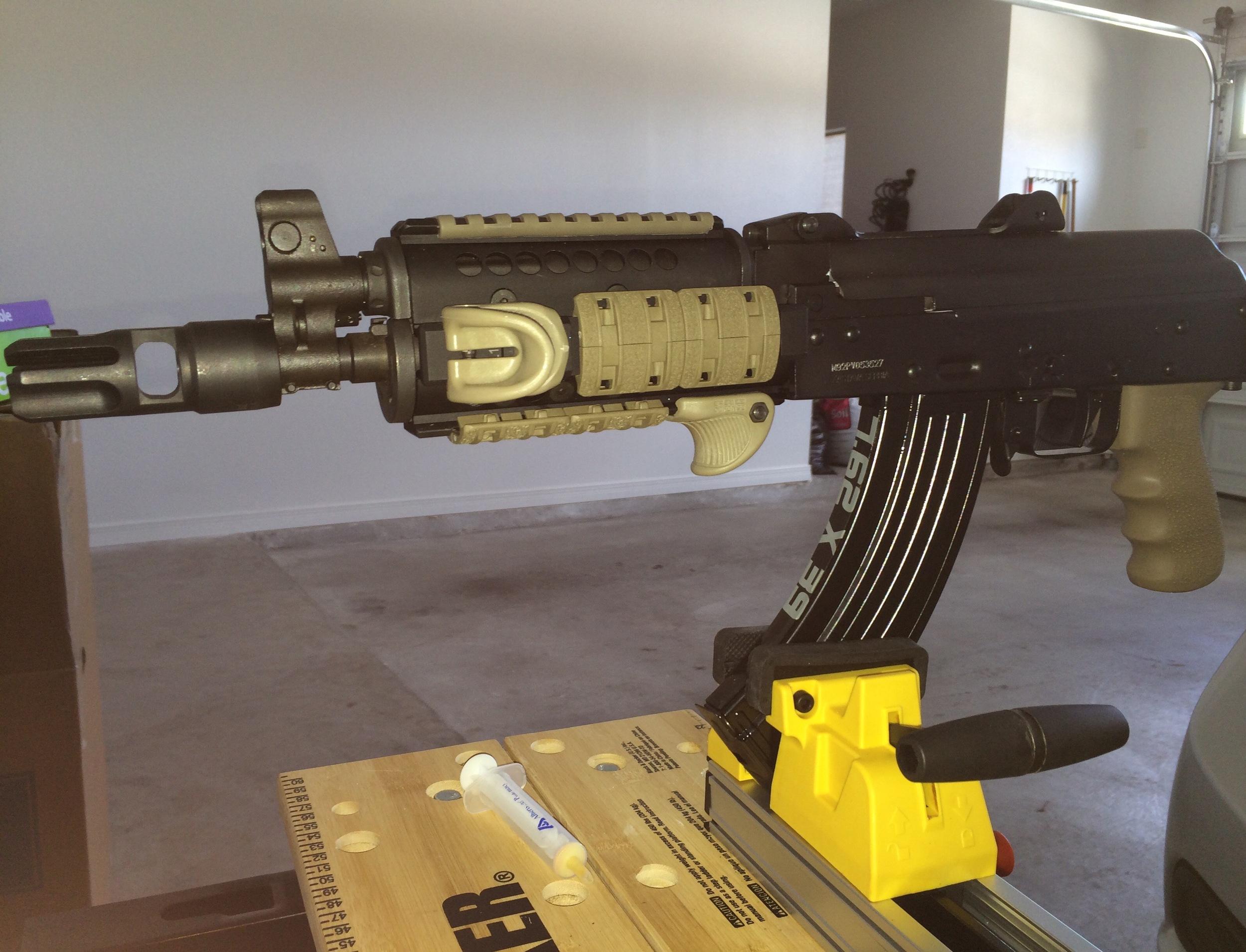 My M92 PAP