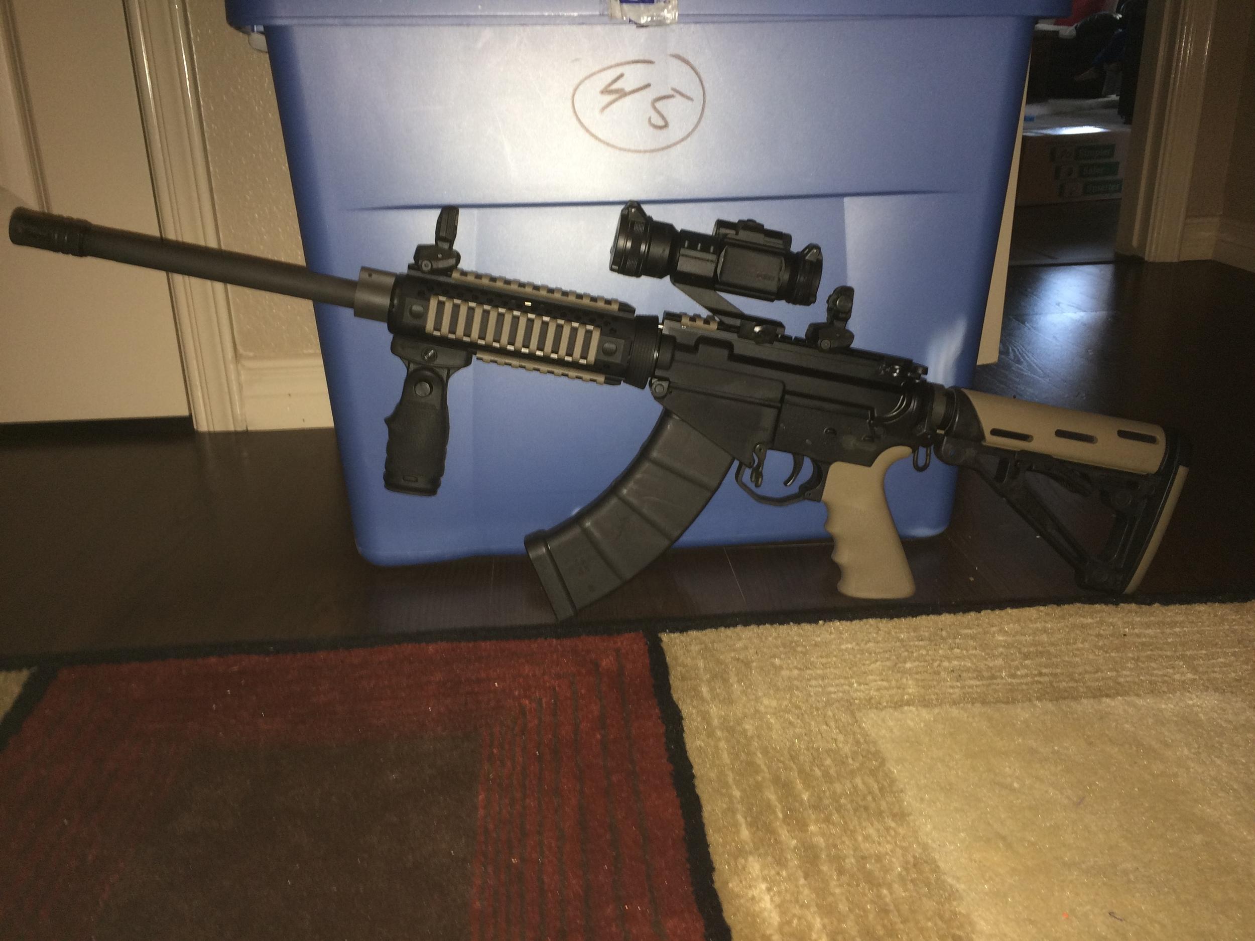 My Rock River Arms LAR-47
