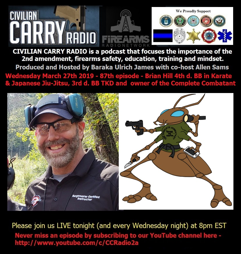 CCR ep 087 - Brian Hill owner of the Complete Combatant.jpg