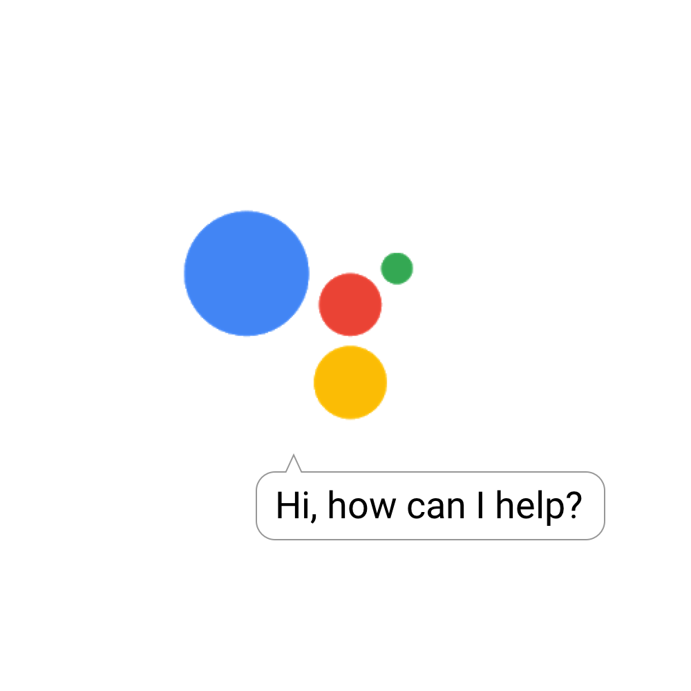Google Assistant | Conversational UI