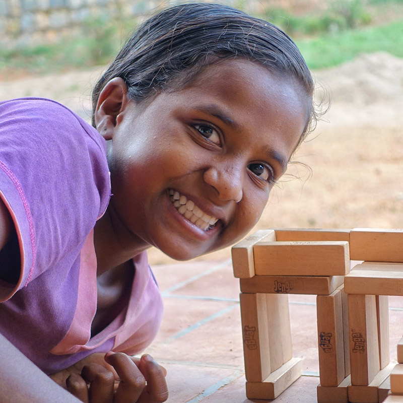 For £24 per month  You can provide education and accommodation that will change a child's life.