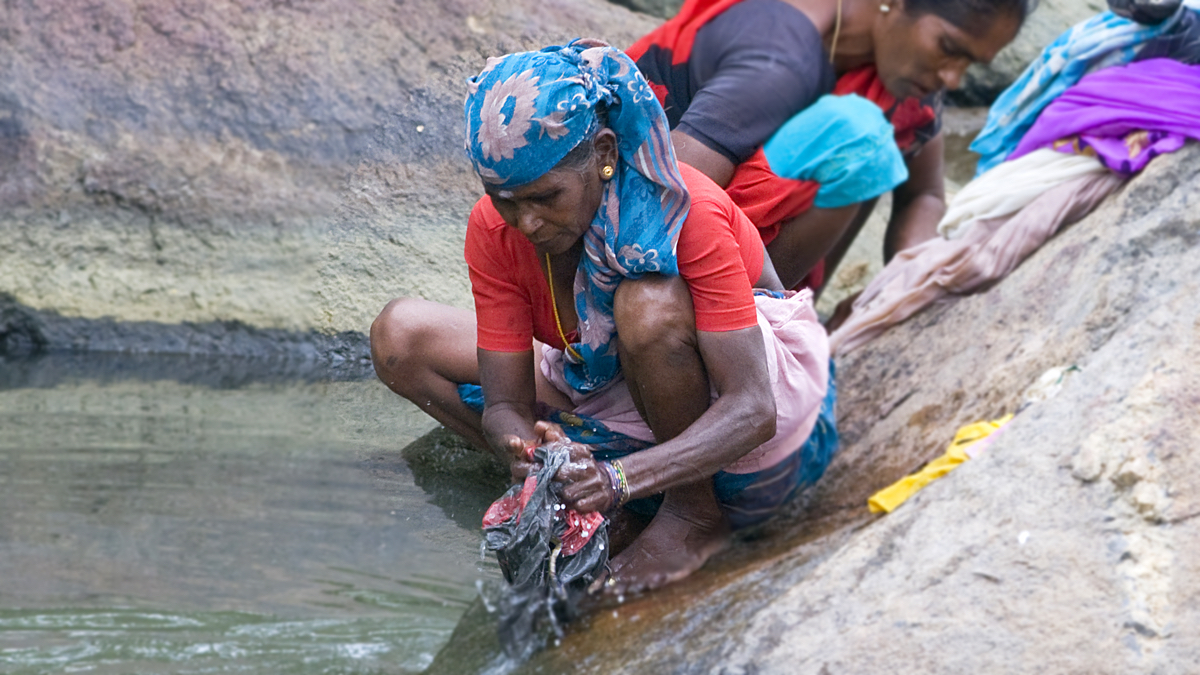 The lives of women in rural India is particularly tough.