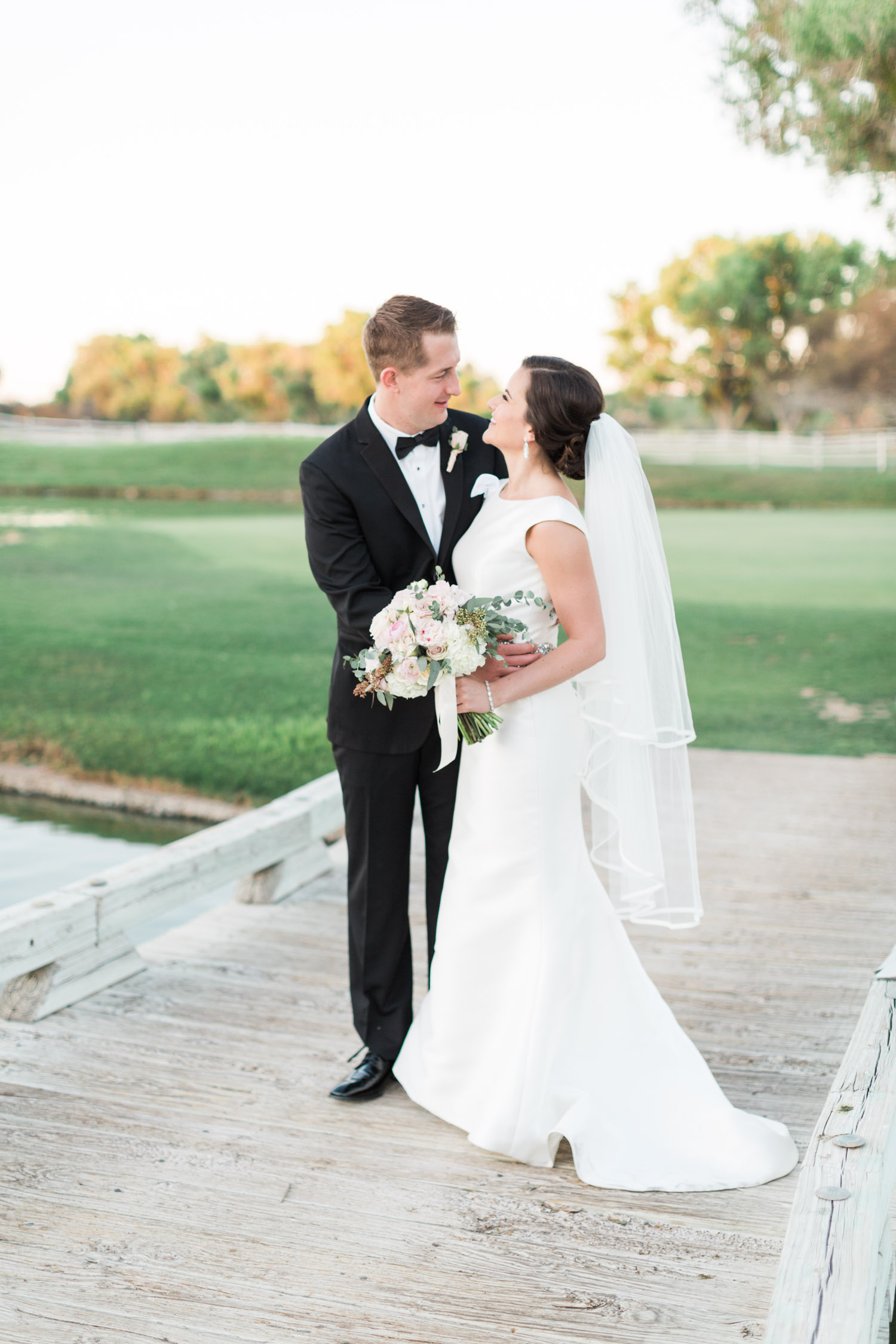Tubac Golf Resort Wedding capture by Betsy & John