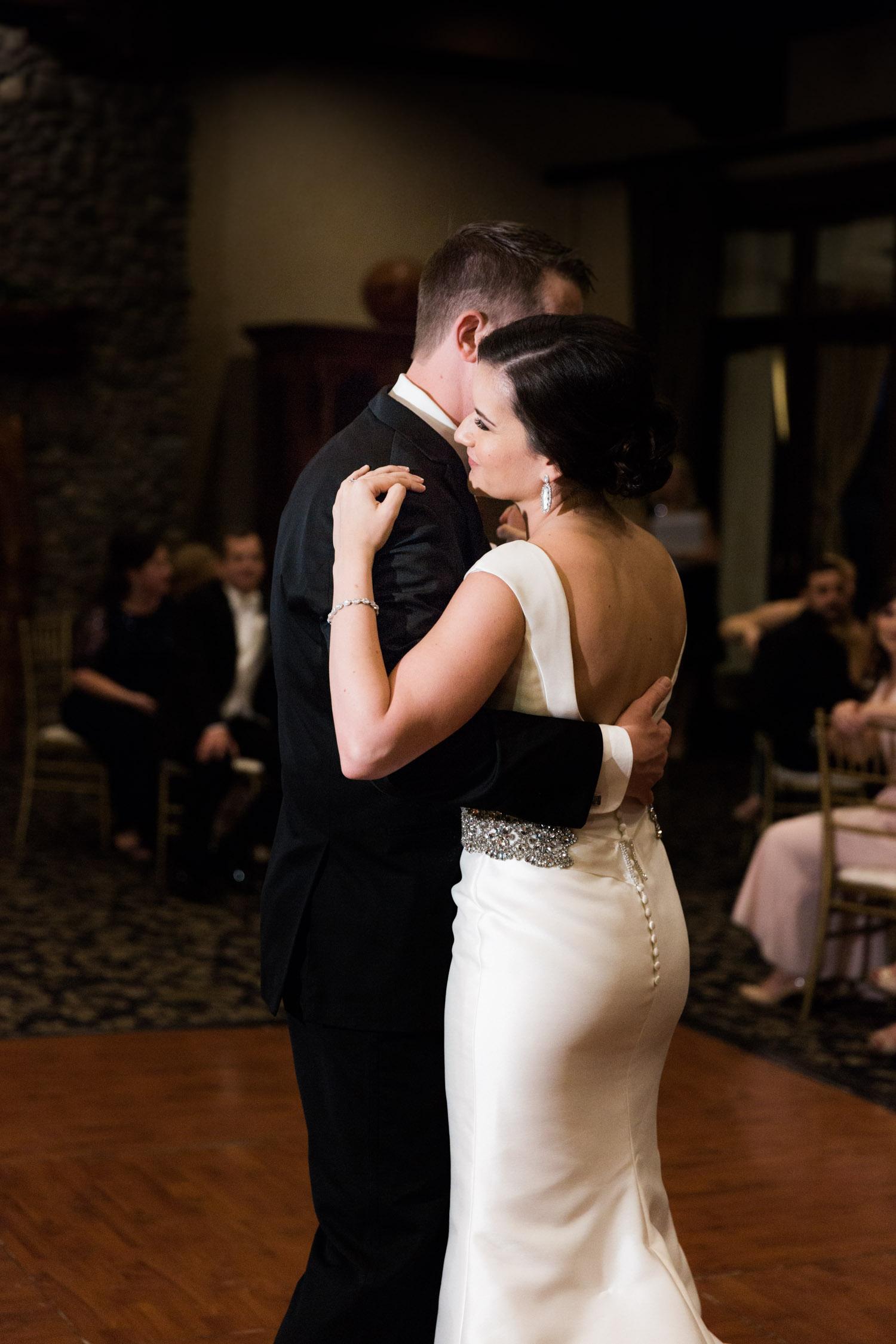 First wedding dane