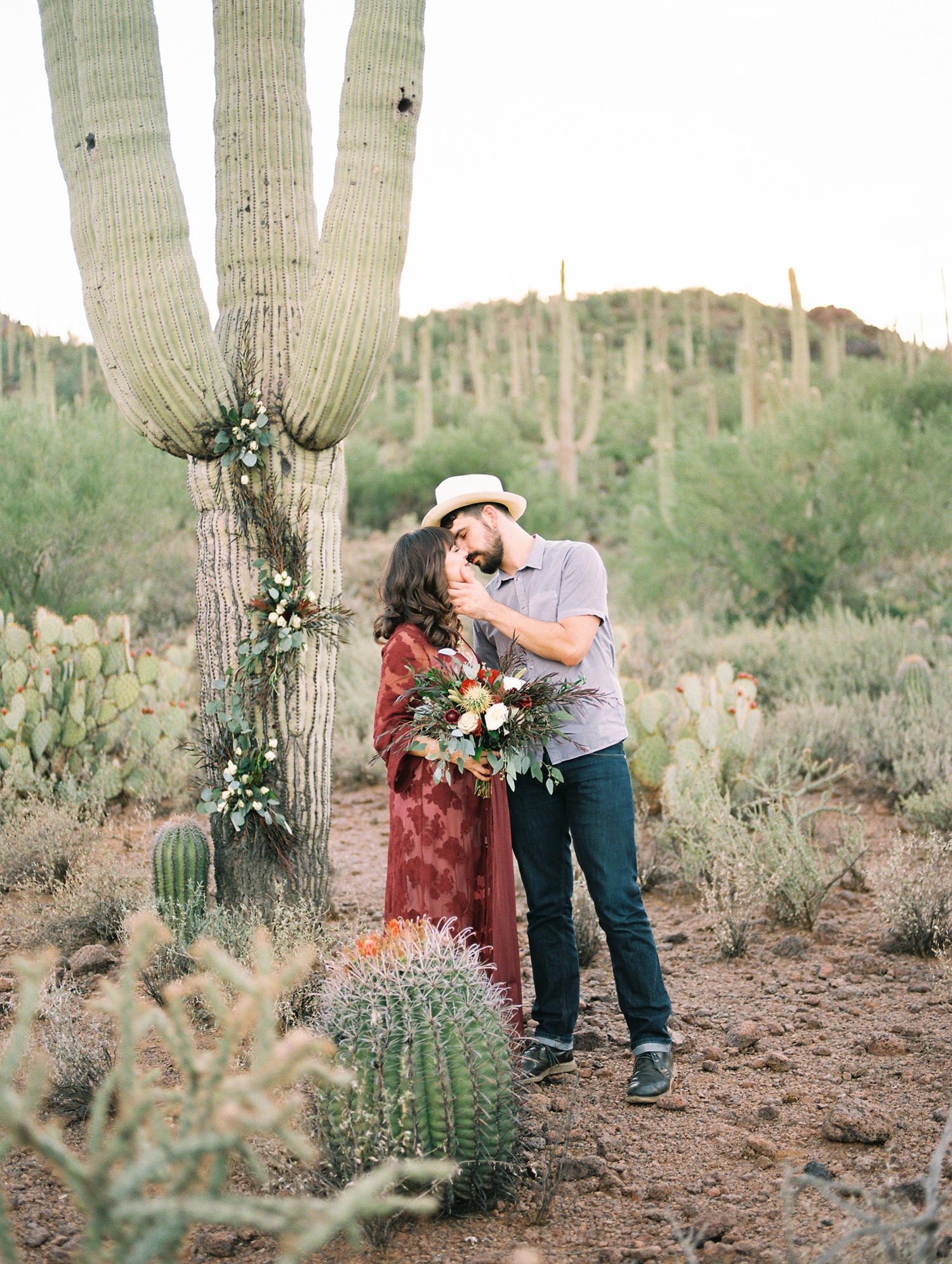 adorable hipster wedding