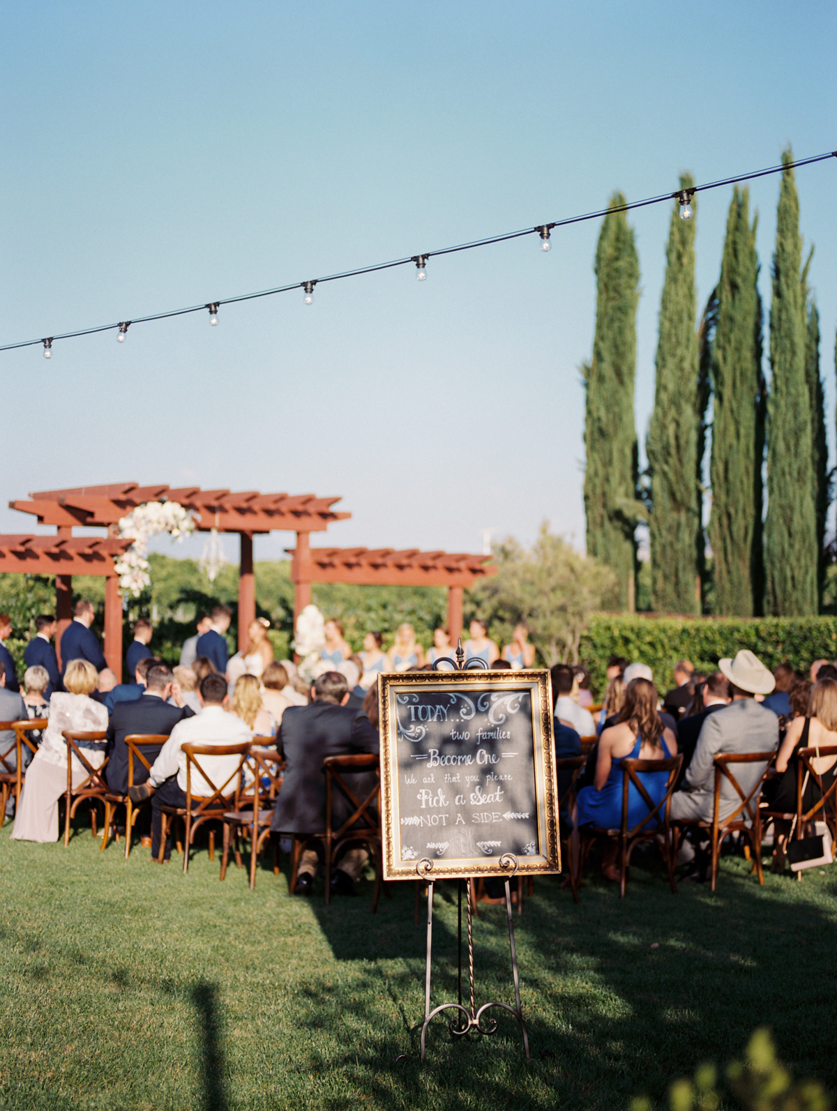 Harrison & Jocelyne's gorgeous Temecula wedding at Wiens Family Cellars captured by Betsy & John | Temecula Wedding Photographers