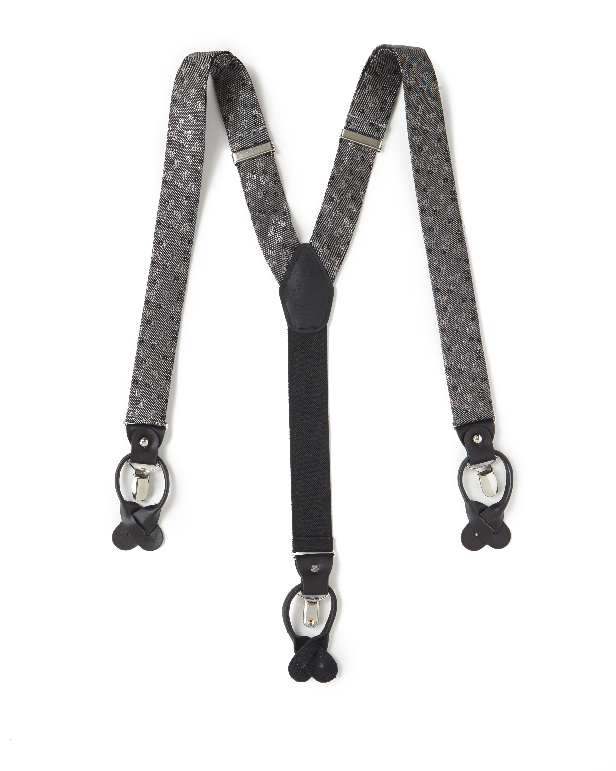 Check out the matching suspender!