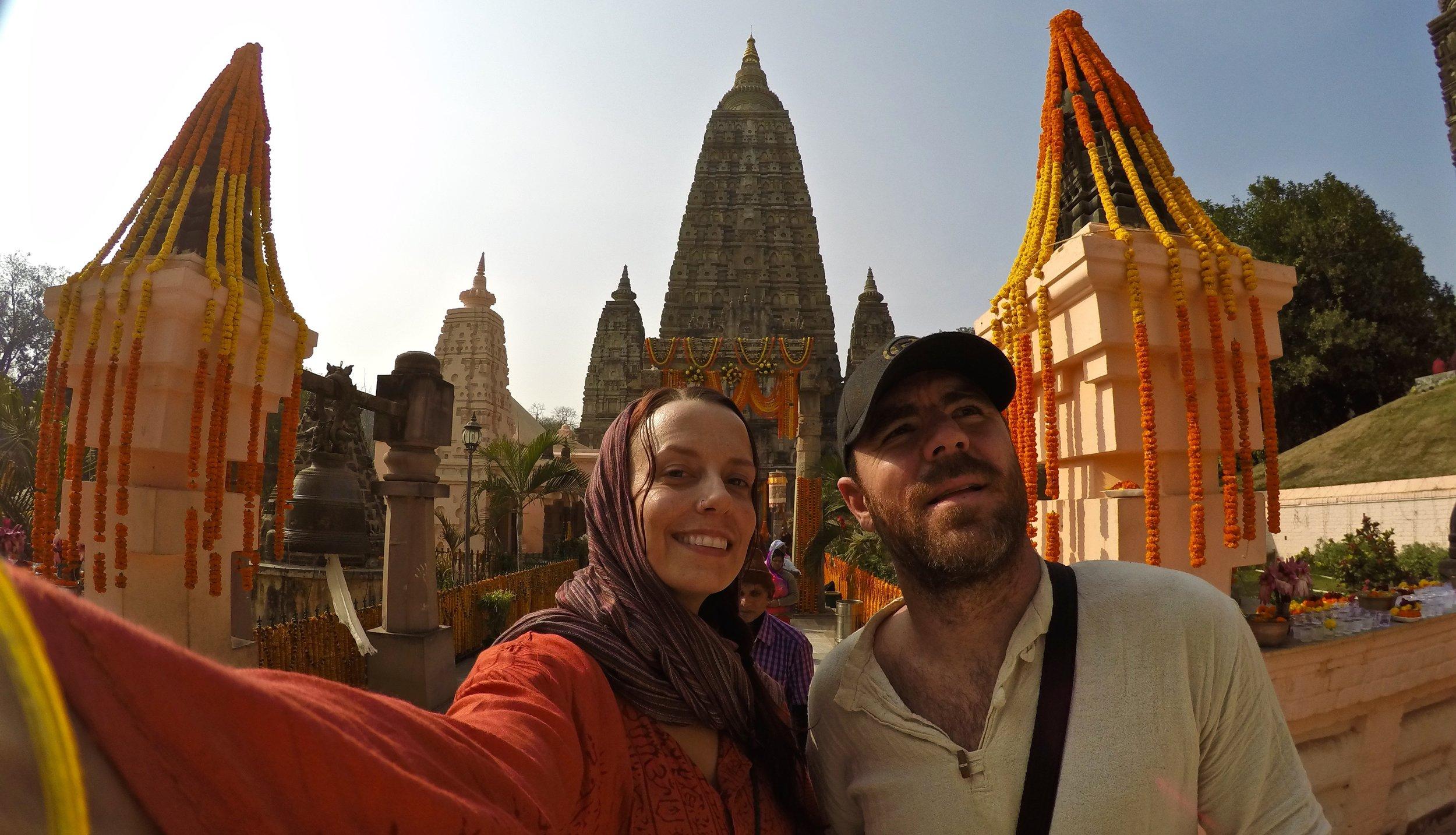 Mahabodhi Temple Bodhgaya India