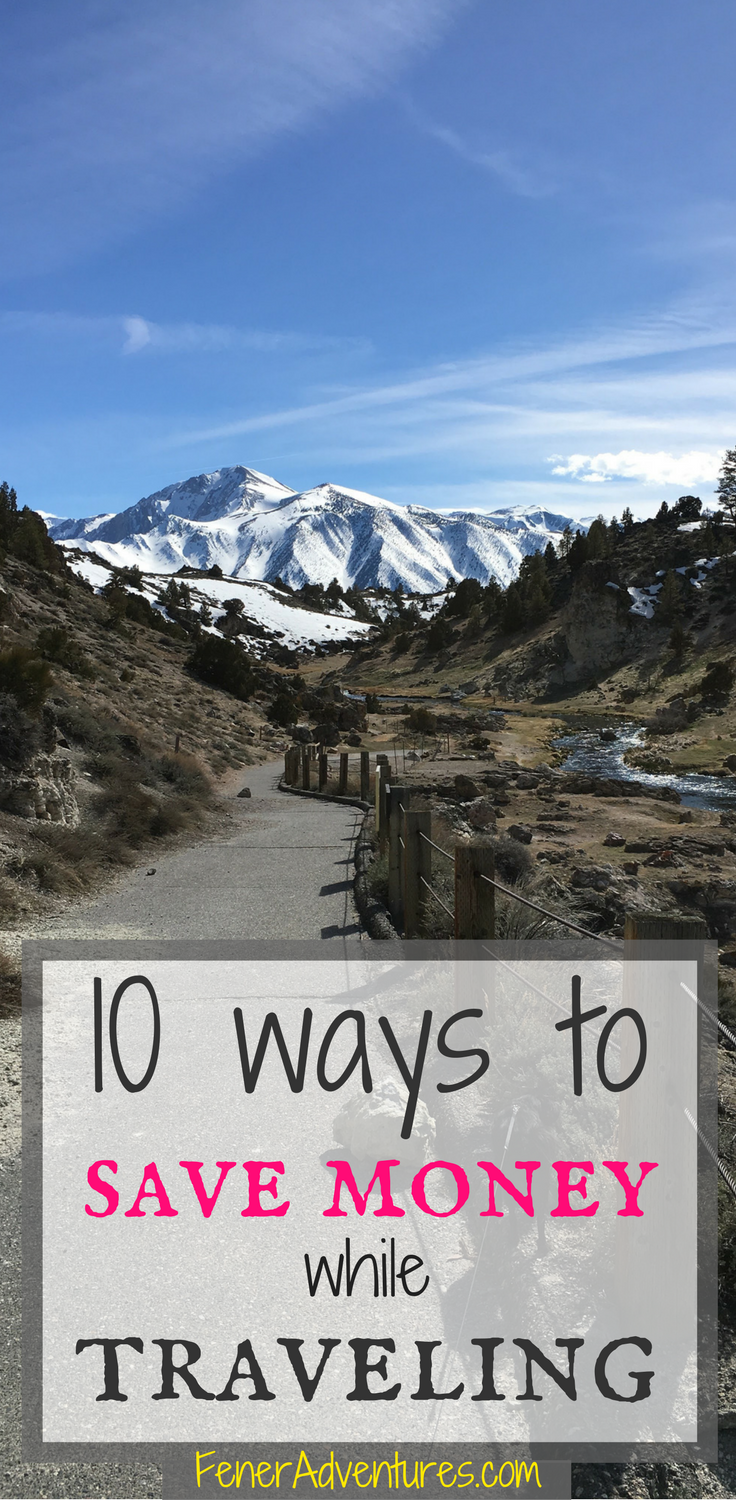 10 ways to save money while traveling 2