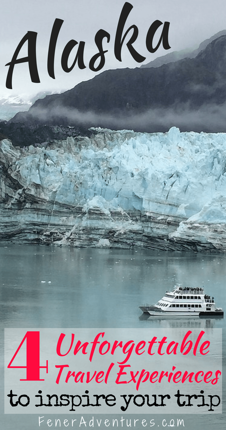 A trip to Alaska deserves to be at the top of your travel bucket list. ----> Click through to read about some unforgettable travel experiences we had near Anchorage Alaska, U.S.A.