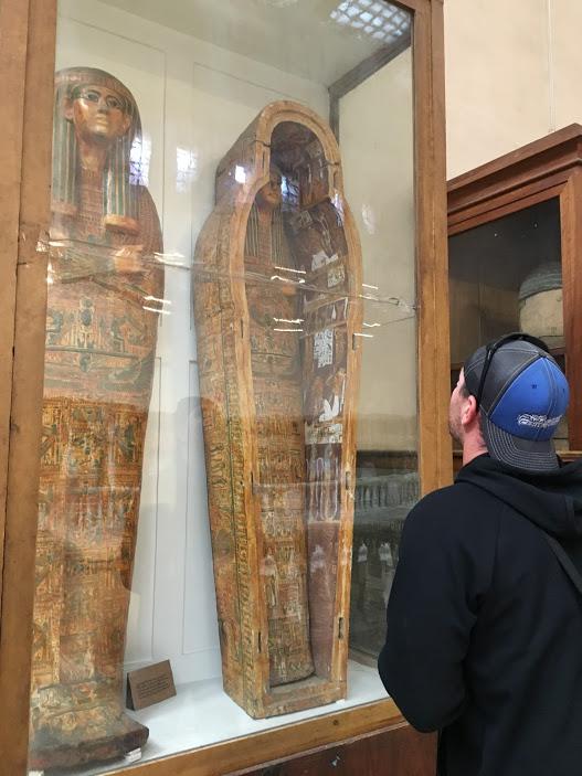 Egyptian Museum Cairo Mummies