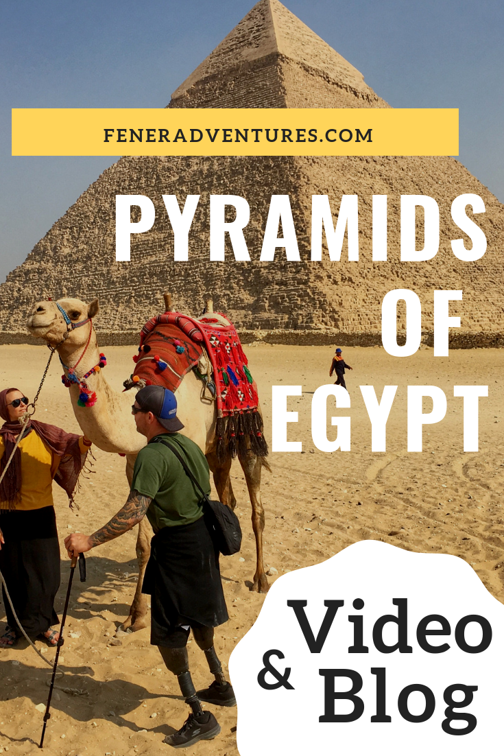 What to see at the Egyptian Pyramids on your bucket list holiday to Egypt.