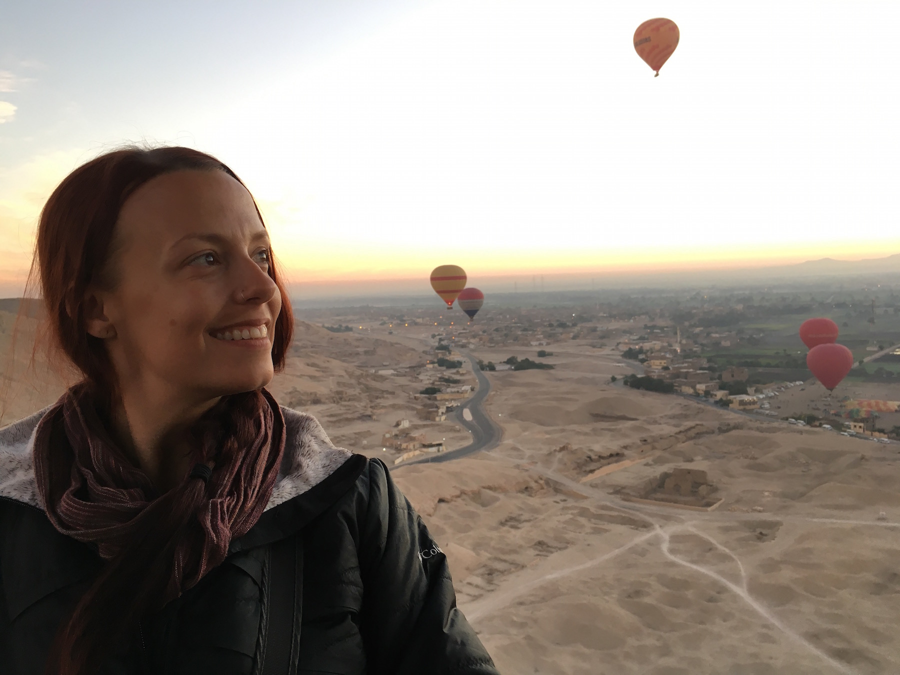 Hot Air Balloon Adventure Luxor Egypt - Things to do in Luxor