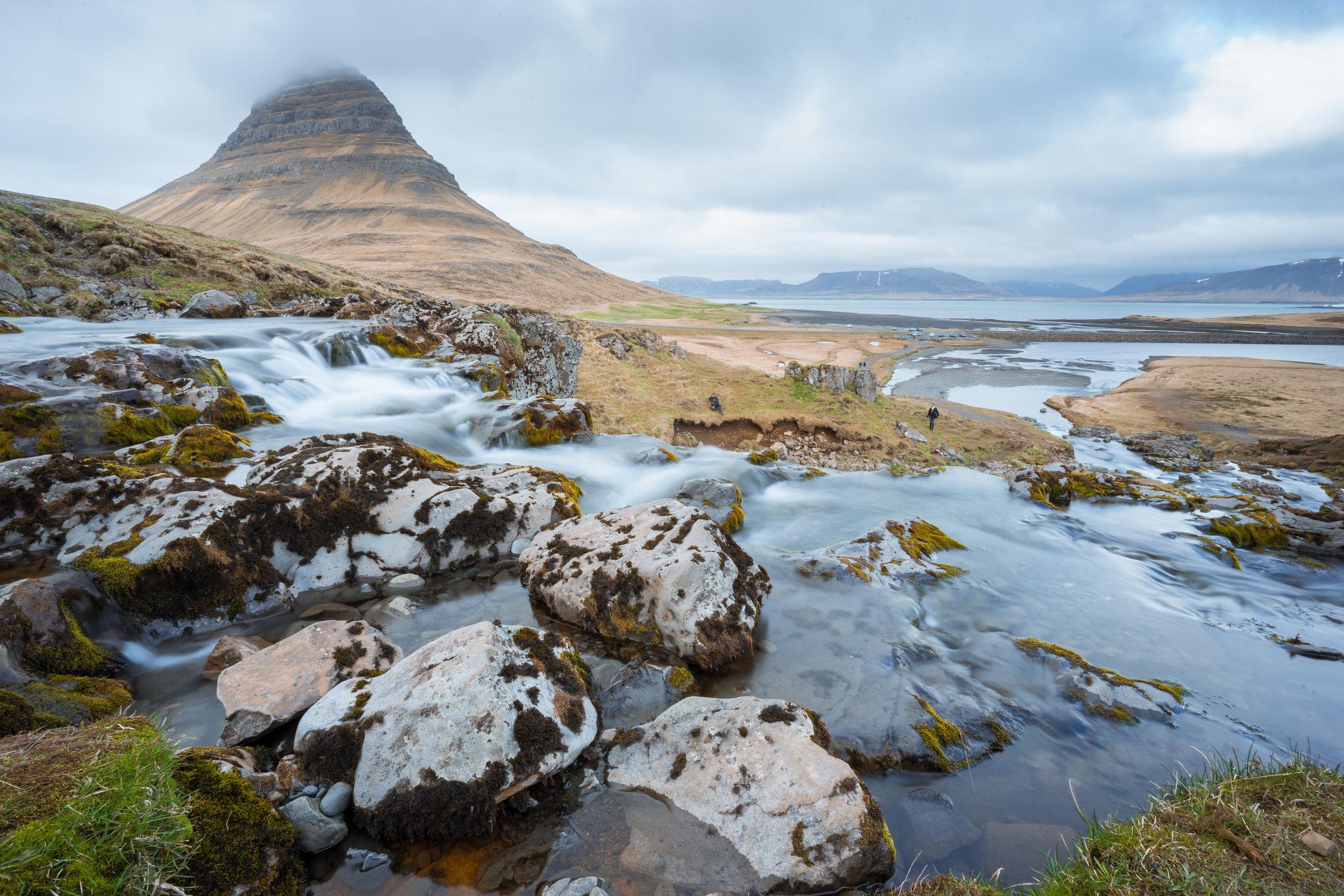 Selljasandsfoss, Iceland