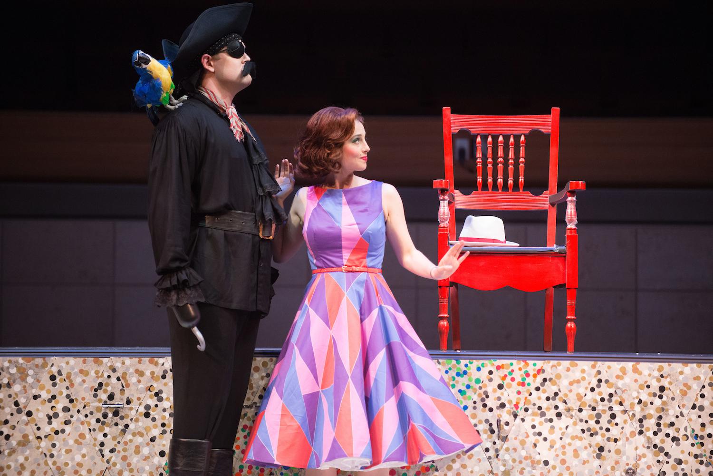 Serpina, La Serva Padrona  production: Peter Kazaras