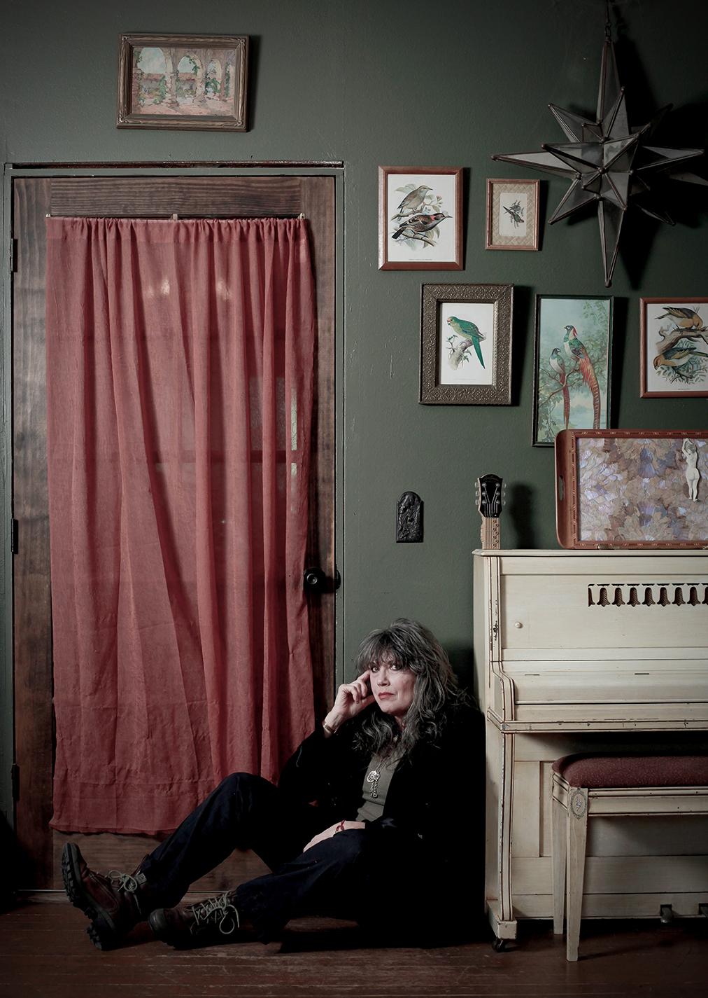 The Motels' Martha Davis