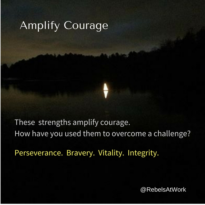 Amplify Courage