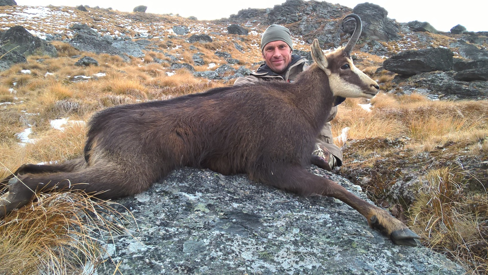 Finally we found a Buck!