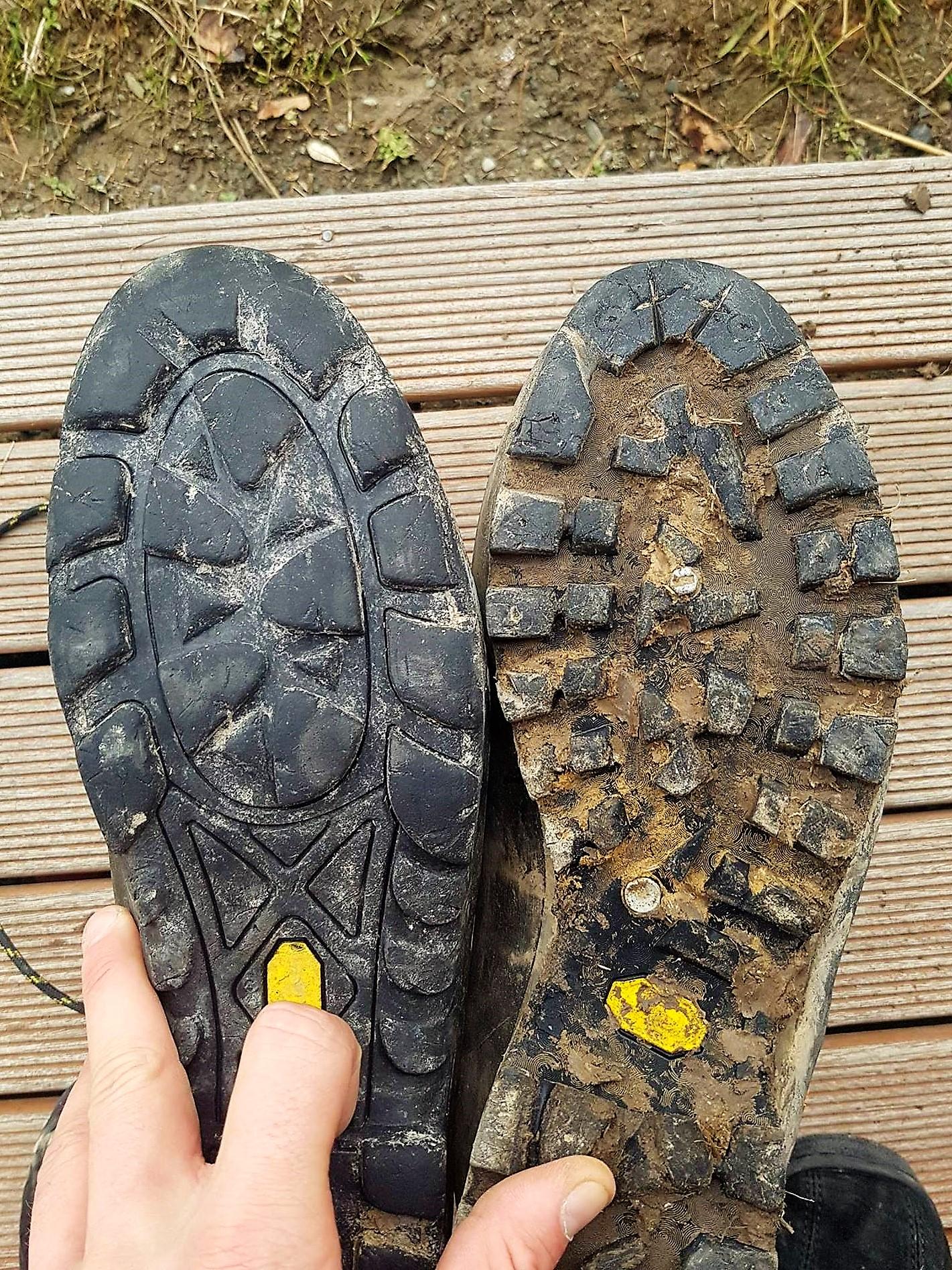 scarpa and asolo sole unit