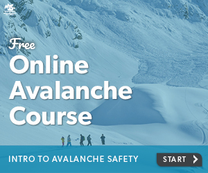Why not kickstart your avalanche skills, with this free course from The Mountain Safety Council.