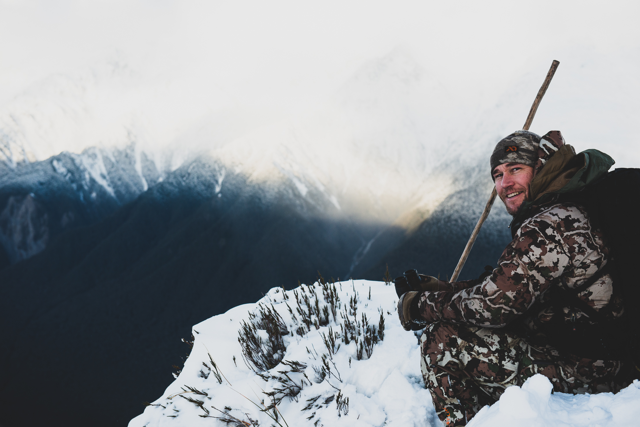 tahr hunting image @Sean Powell