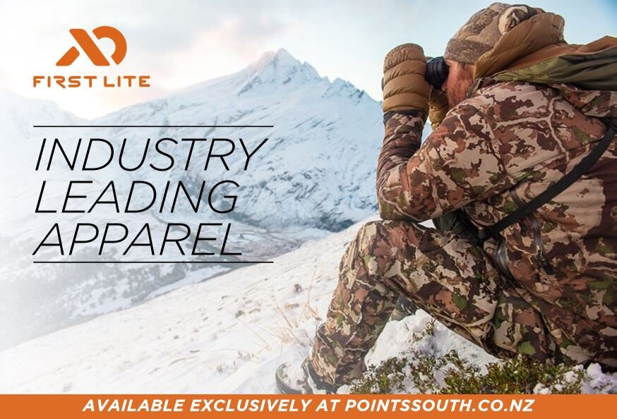 first lite mountain hunting advert