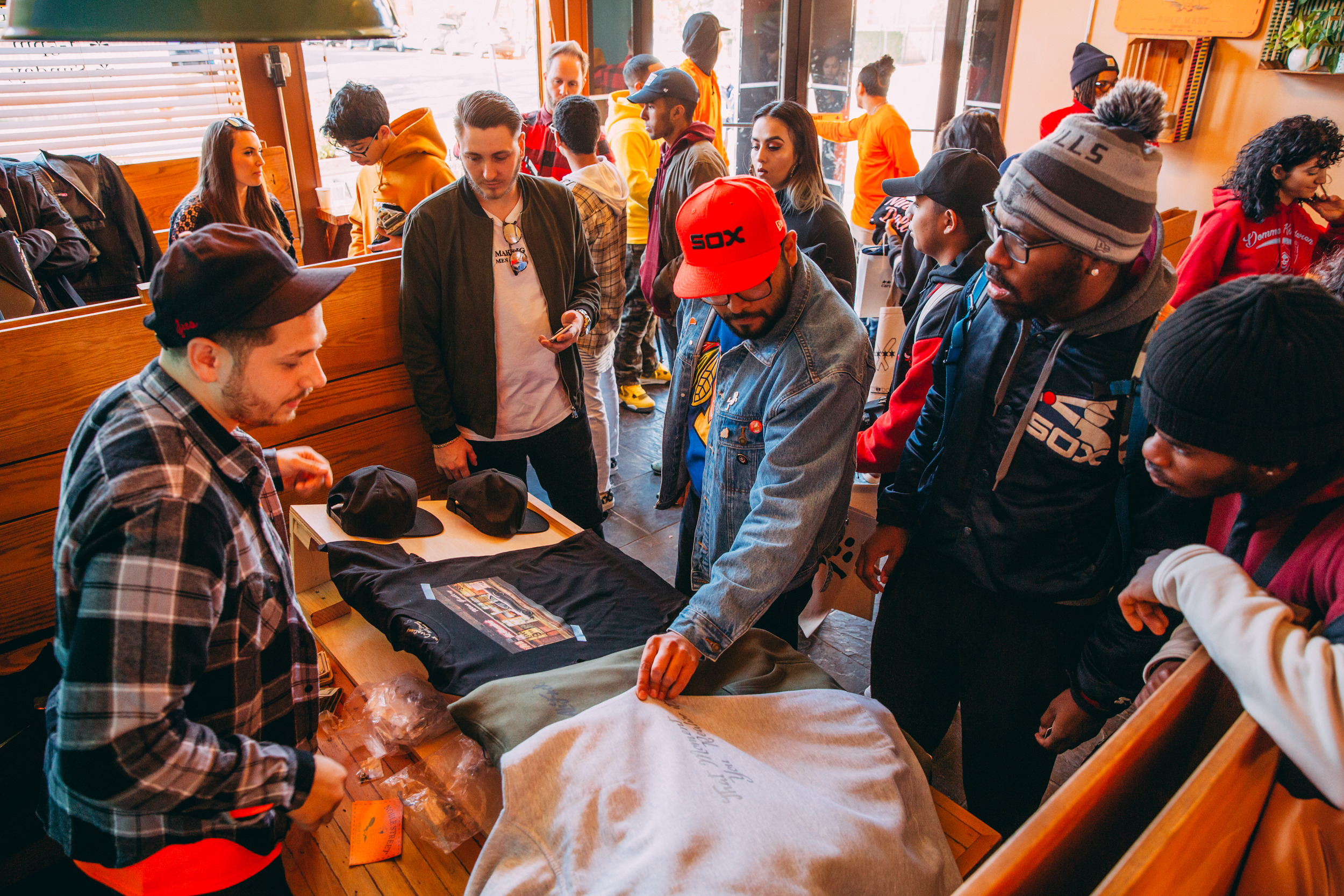 Chicago Native - Native Society - Noble Street Swap Meet - Community Event13.JPG