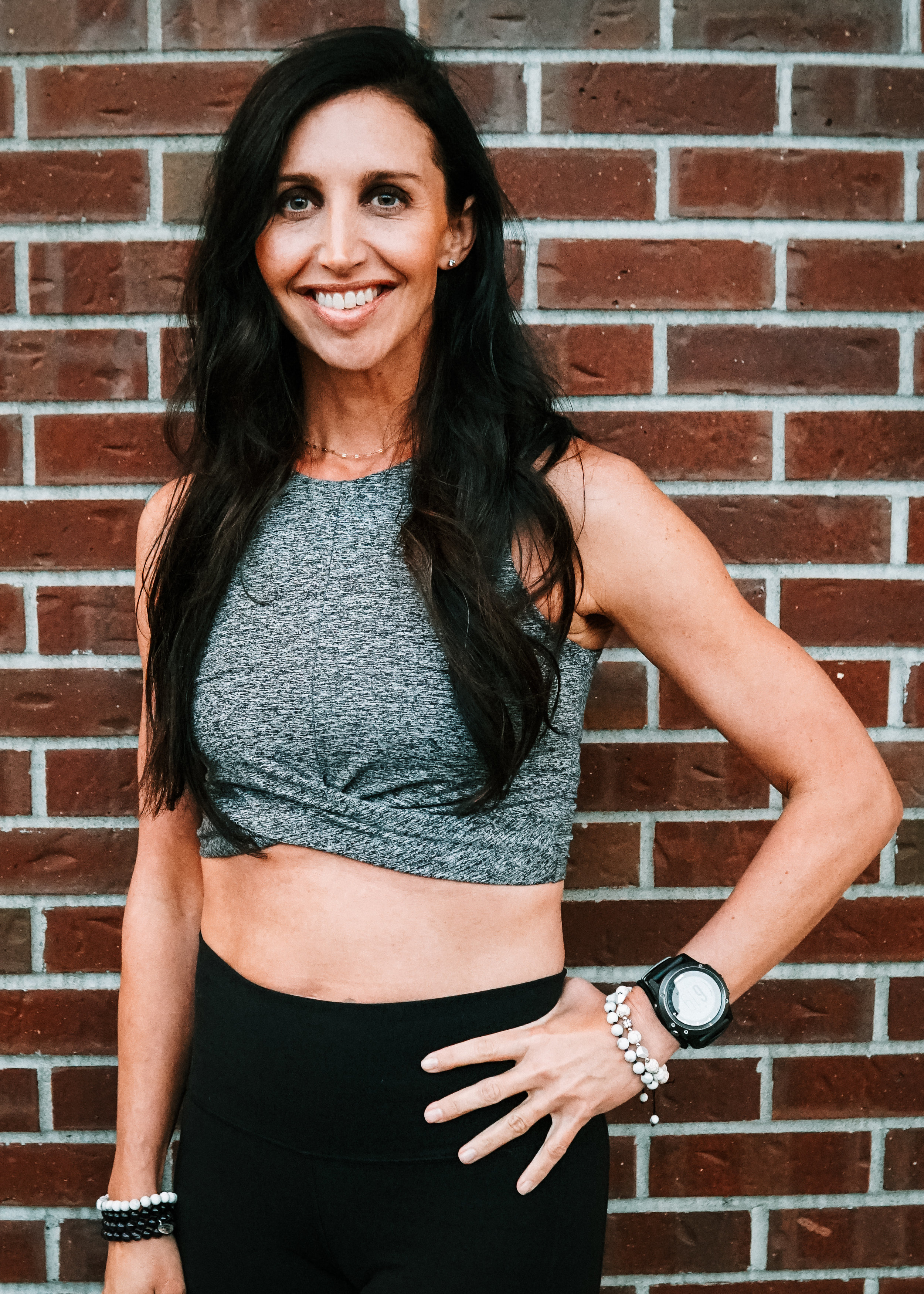 Karey - HIIT, Barre, Power Plus, Run SuperKarey has been a fitness lover all her life. She has Coached the Run Super program for years and is excited to extend her knowledge into the studio. She loves to teach good form and is known for being extremely encouraging. Karey is a strong runner and athlete ready for you to tackle her classes! She's a mom to 3 and wife to an awesomely supportive husband. Her positive outlook on life carries over into her very encouraging style of teaching. She will help you feel confident and capable!