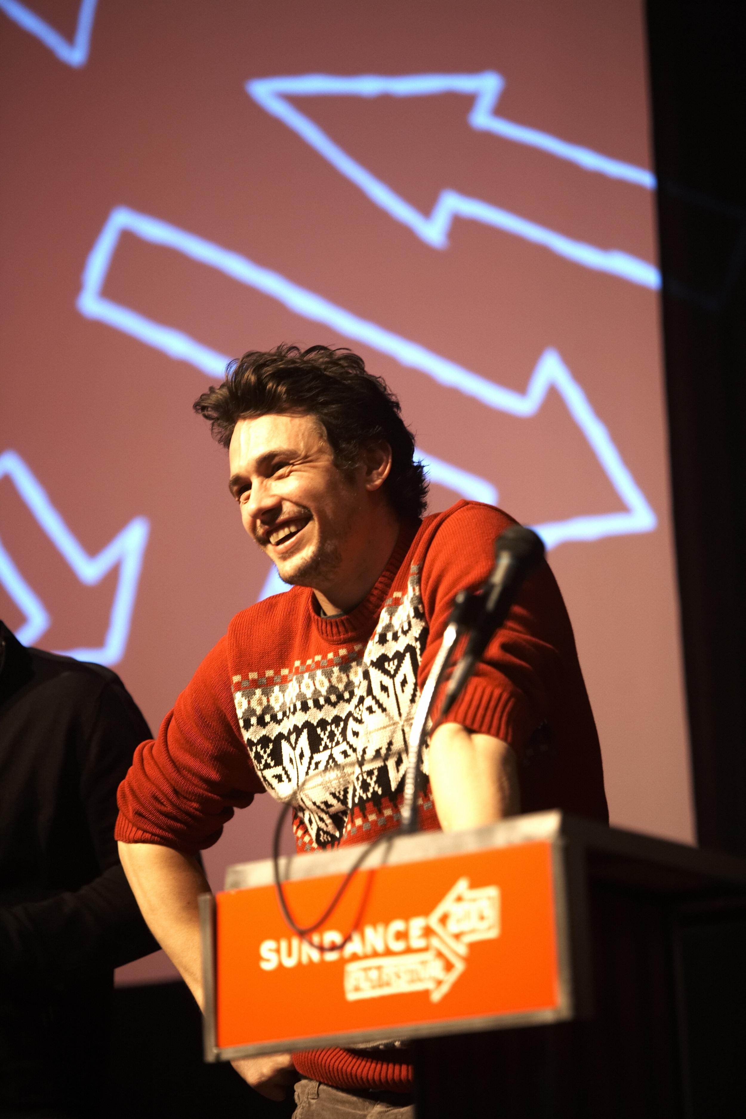 James Franco, 2013