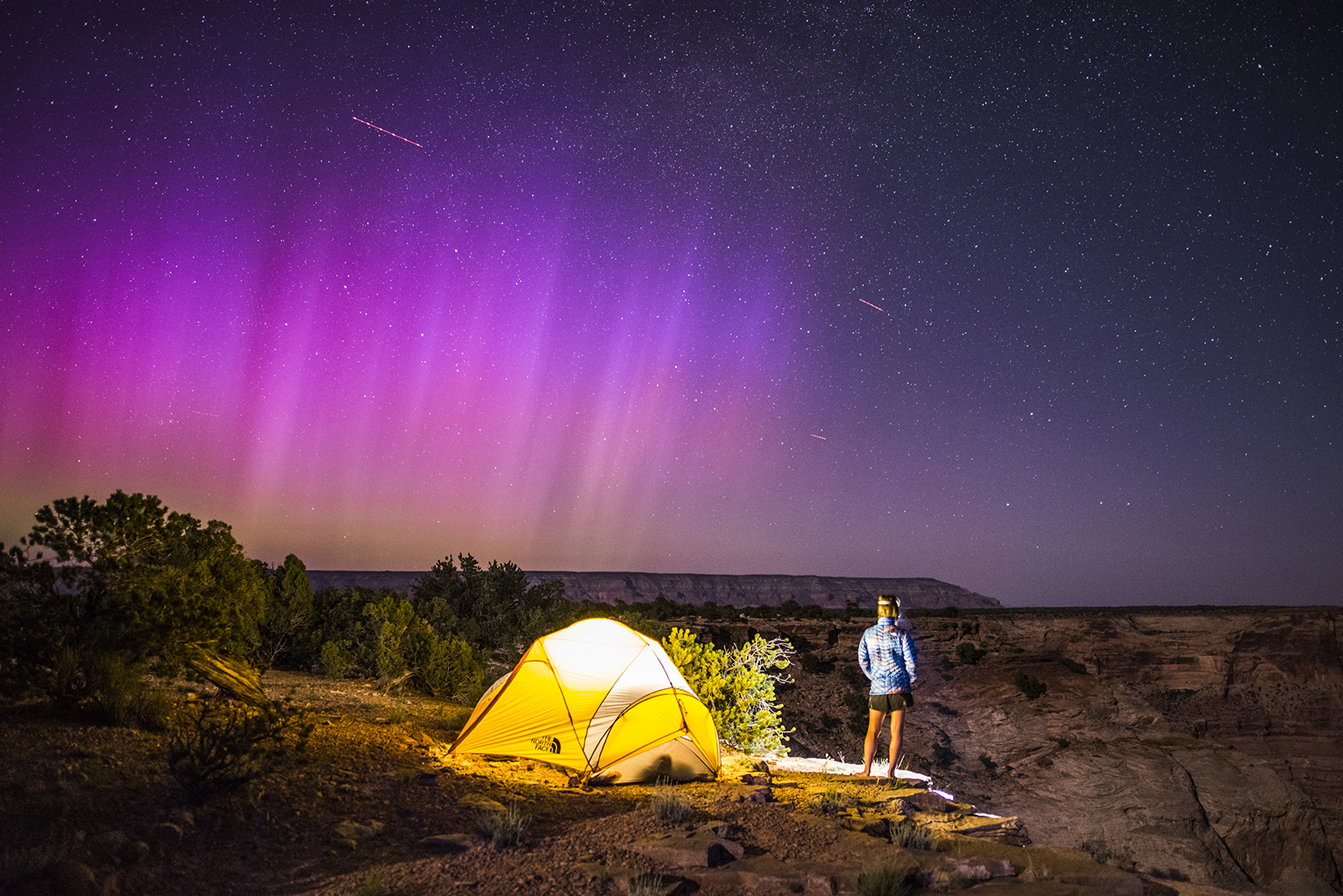 Kaitlyn Farrington. San Rafael Swell, Utah. Photography by Tim Kemple.