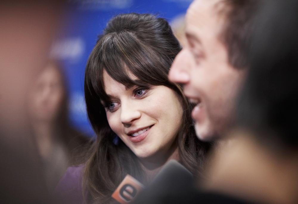 Zoey Deschanel, 2011