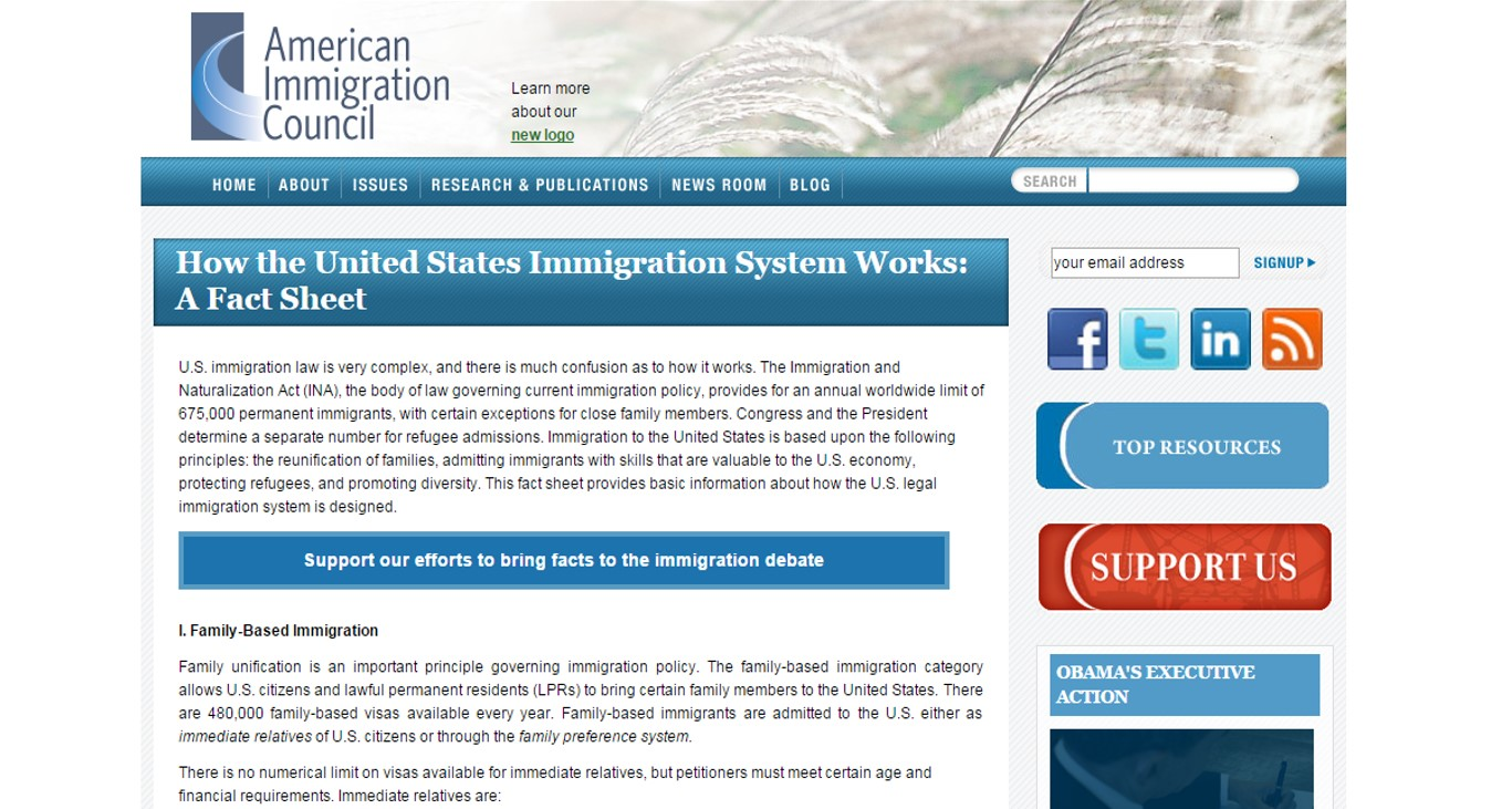 US Immigration System