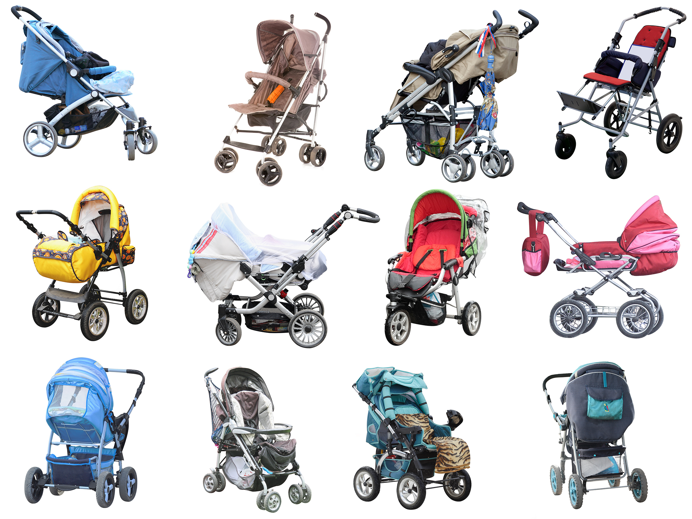 Fits Any Type of Stroller or Wheelchair! - A one-size fits all solution. We understand how important it to take care of your children and loved ones. Now its time we think about you and your comfort!
