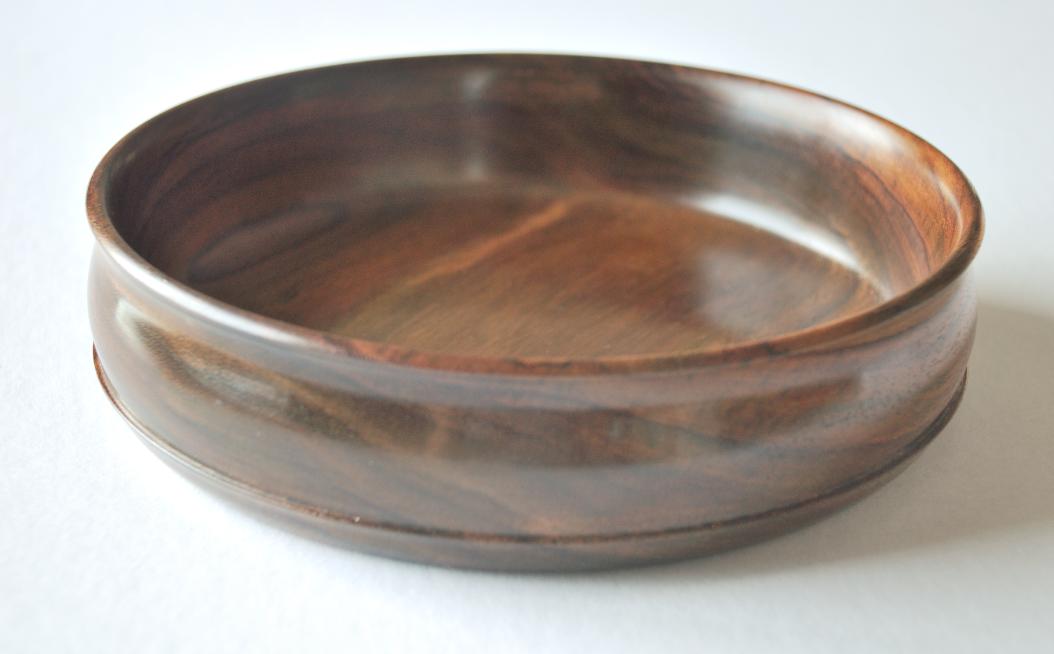Tulipwood Bowl
