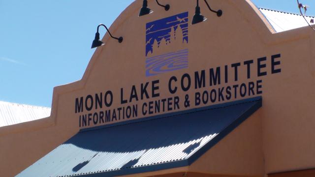 Mono Lake Bookstore