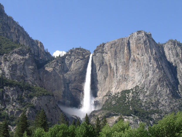 Yosemite National Park celebrates its 150th anniversary on Monday, June 30. Photo by Beth Pratt.