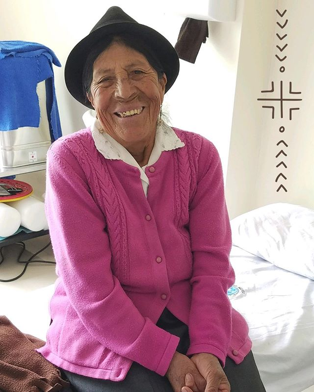 This month, we're celebrating ONE YEAR in Ecuador! As we've come alongside the @santiagopartnership, we're so grateful for all the hope and healing that's happening in the clinic, and we look forward to continuing to bring physical therapy to the people of Cayambe, Ecuador and the surrounding communities.