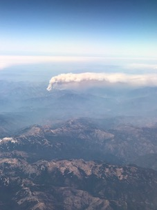 Wildfires in Northern California,  Spring 2019